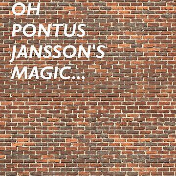 Leeds United - Oh Pontus Jansson's Magic by fourthreetee