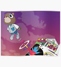 Kanye - Graduation Poster