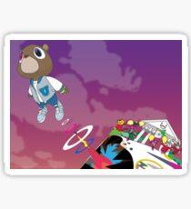 Kanye - Graduation Sticker