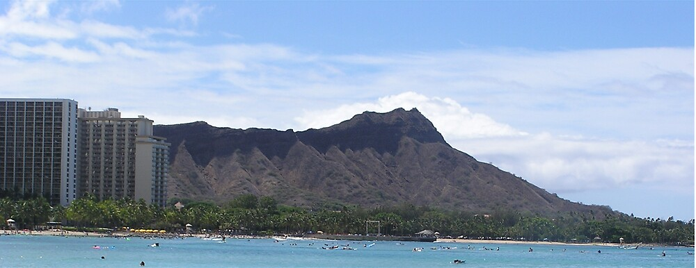 Diamond Head by stacey25