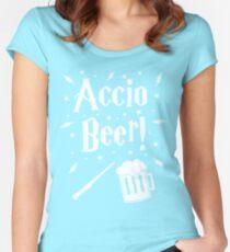 ACCIO BEER - St. Patrick's Day Irish T-Shirt Women's Fitted Scoop T-Shirt