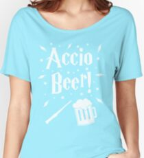 ACCIO BEER - St. Patrick's Day Irish T-Shirt Women's Relaxed Fit T-Shirt