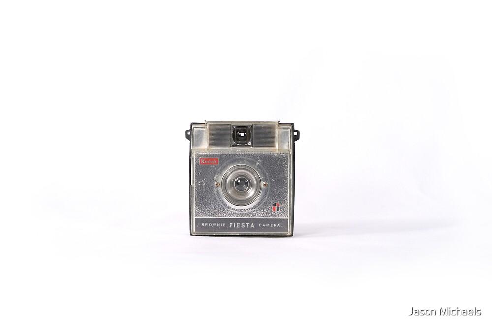 Antique Kodak Brownie Camera by Jason Michaels