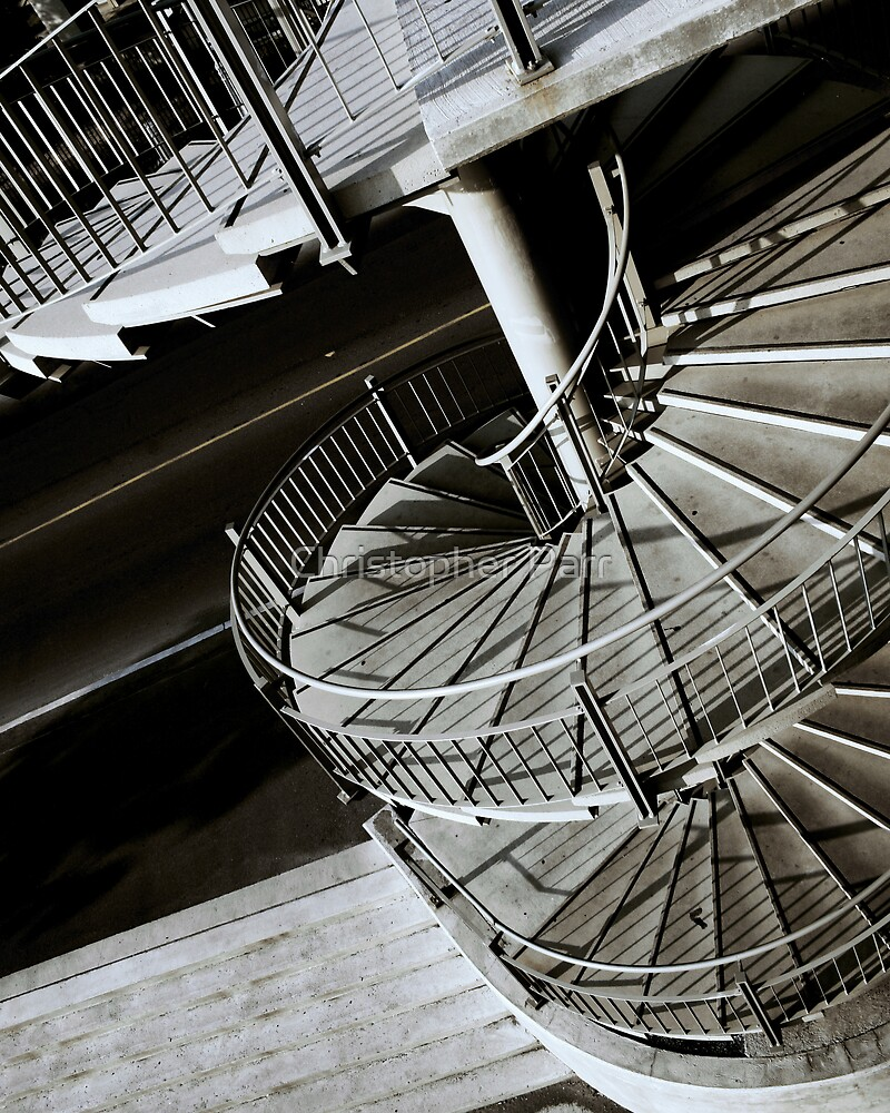 Staircase by Christopher Parr