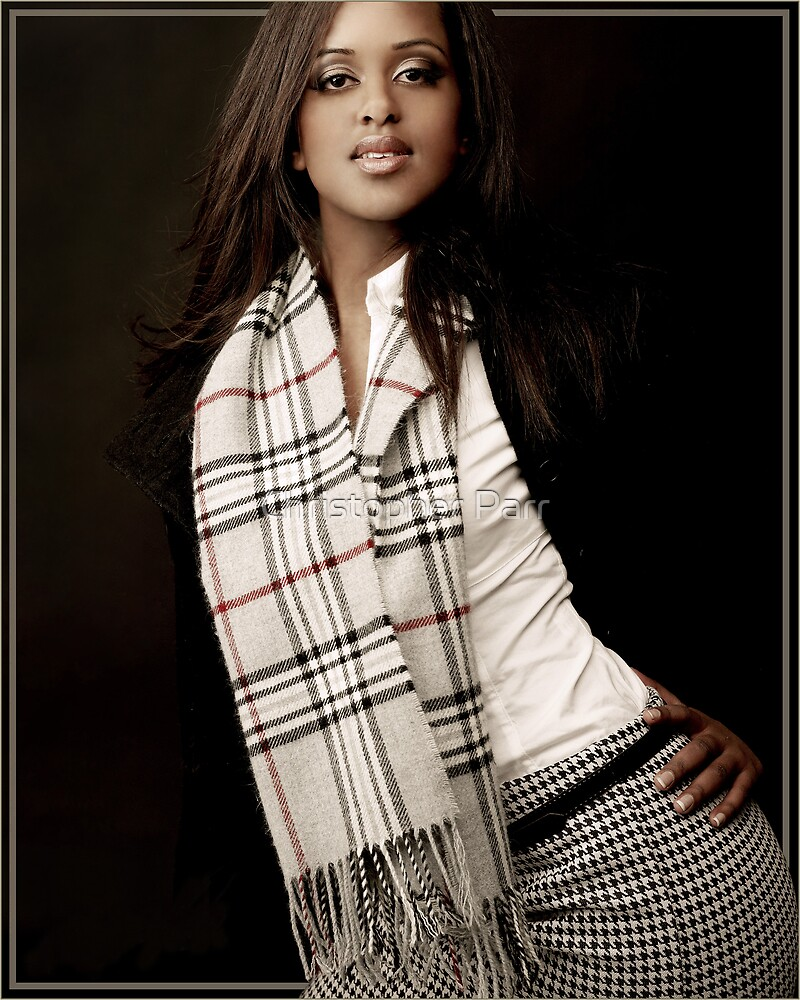 Burberry Scarf by Christopher Parr
