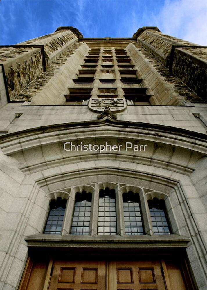 Castle by Christopher Parr