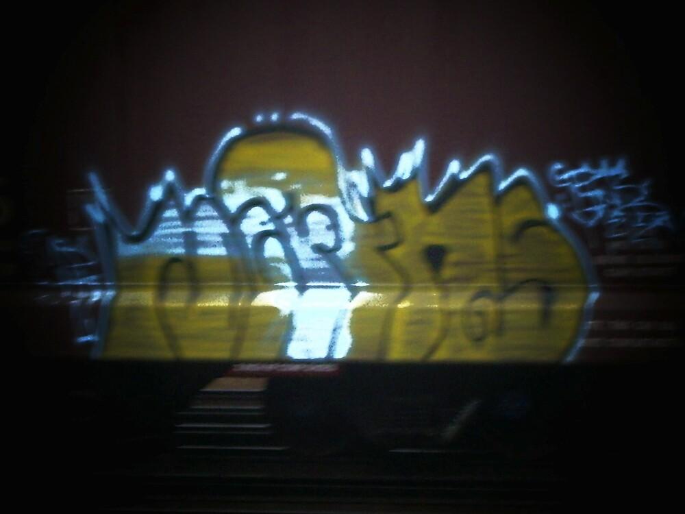 graffiti by Jaclyn Clemens