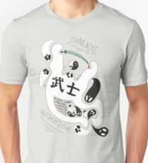 Samurai Warrior III Unisex T-Shirt