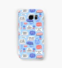 Bro's Better, Bro's Best Samsung Galaxy Case/Skin