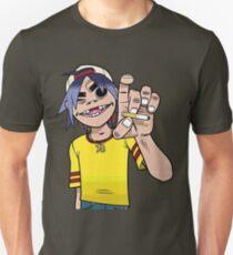 2D Cigarette T-Shirt