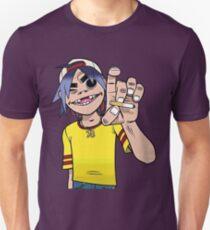 2D Cigarette Unisex T-Shirt