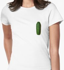Pickle Womens Fitted T-Shirt