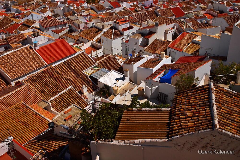 Rooftops by Ozerk Kalender