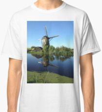 Historic Windmill Classic T-Shirt