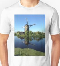Historic Windmill Unisex T-Shirt