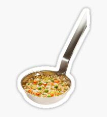 Chicken Noodle Soup Sticker