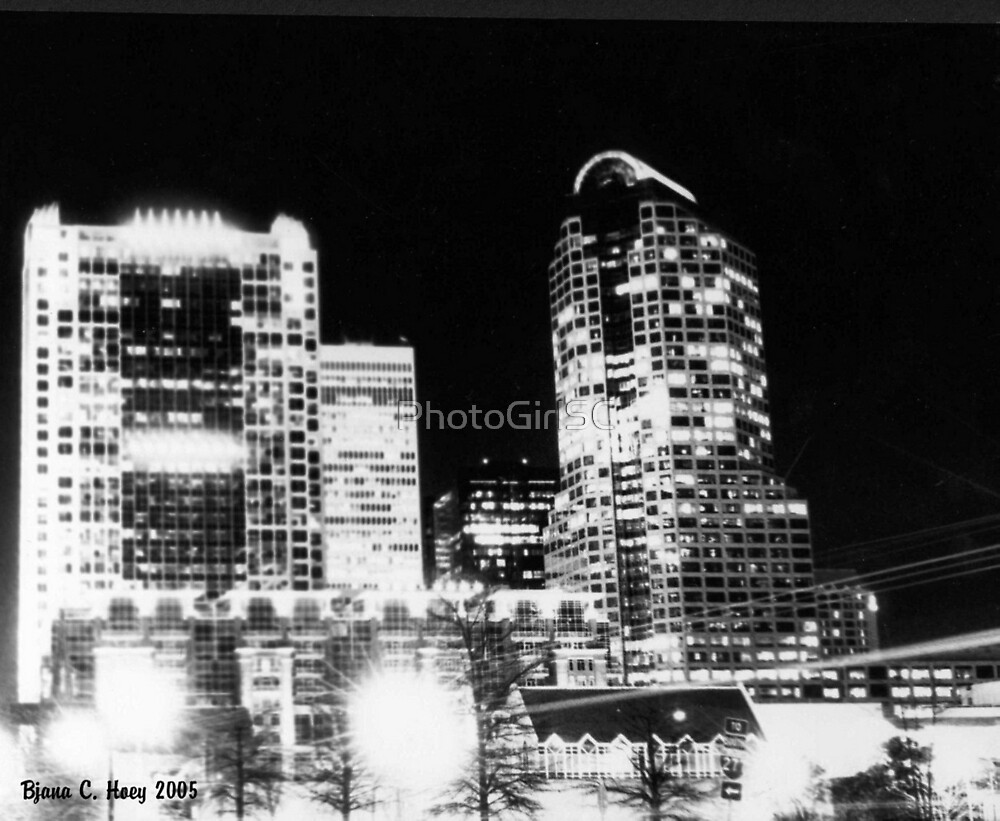 """Charlotte Night Light"" by PhotoGirlSC"