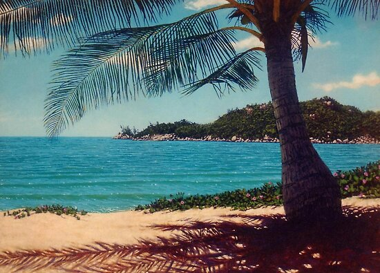 Tranquility - Horseshoe Bay by Cary McAulay