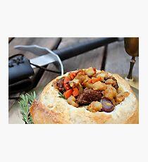 Winterfell Beef Stew Photographic Print