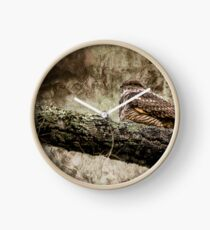 The Song of the Whippoorwill  Clock