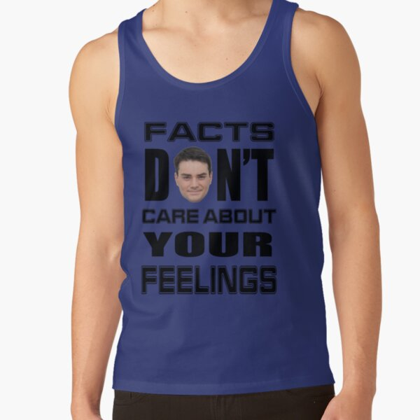 Facts Don't Care About Your Feelings 6 Tank Top