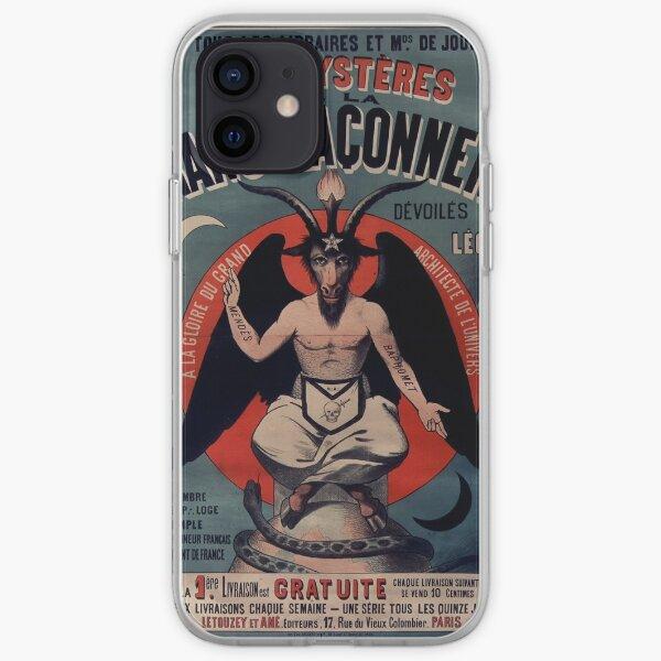 Baphomet iPhone Soft Case