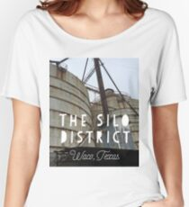 Waco, Texas - Silos Women's Relaxed Fit T-Shirt