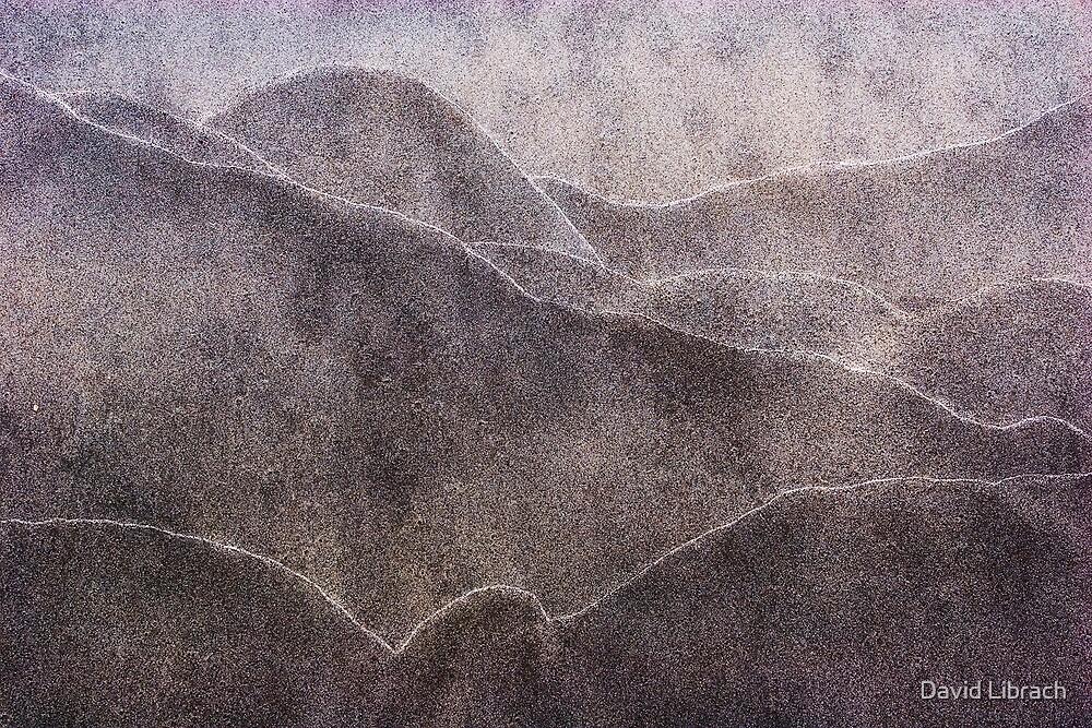 Japanese Sandscape by David Librach - DL Photography -