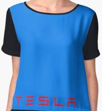 tesla Women's Chiffon Top