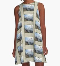 Fernandina Harbor Marina A-Line Dress