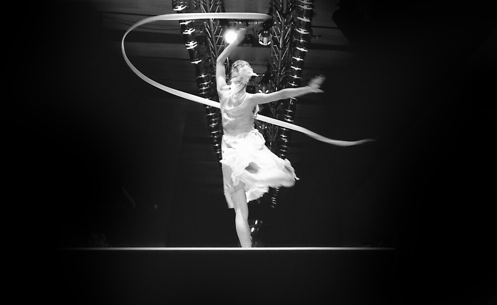 Dancer by Celia Bell