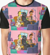 The Living Room Awakens Graphic T-Shirt