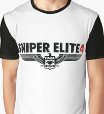 Sniper Elite 4 Graphic T-Shirt
