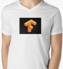 Tensorflow Clear Logo T-Shirt