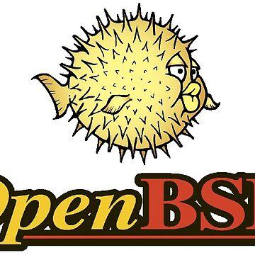 OpenBSD Logo by rimek