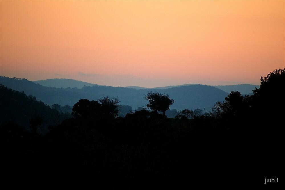 Blue Hills by jwb3