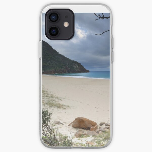 Beautiful Zenith Beach Port Stephens iPhone Soft Case
