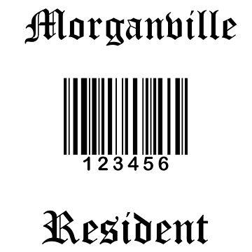Morganville resident by sophielamb