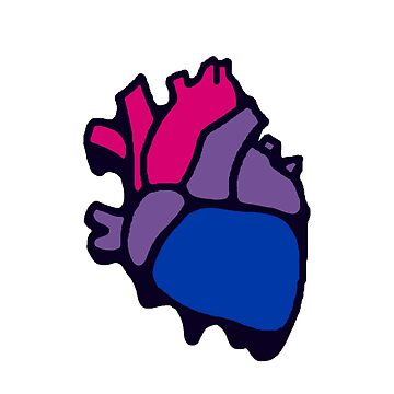 Bisexual Heart by HuHz