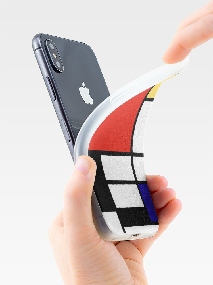 Alternate view of Mondrian  iPhone Case & Cover