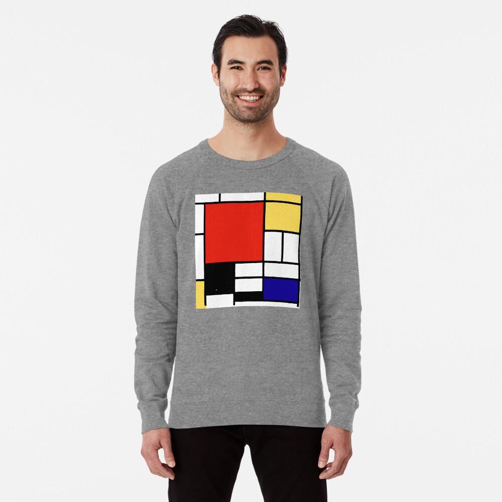 Mondrian  Lightweight Sweatshirt