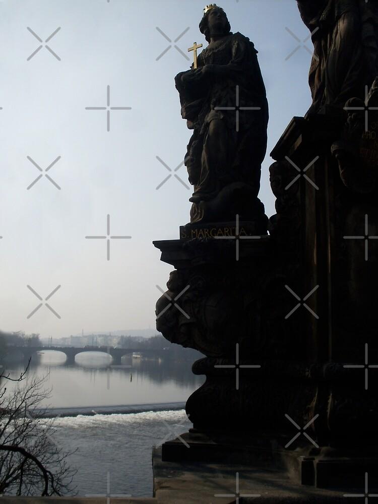 Prague's Saint by SHappe
