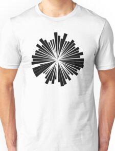 Abstract Motif Unisex T-Shirt