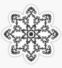 Abstract Design Sticker