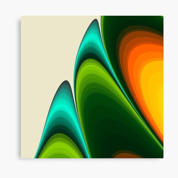 Dividing Canvas Print