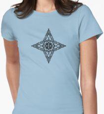 Abstract Star Design T-Shirt