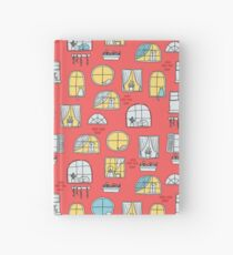 Windows Hardcover Journal
