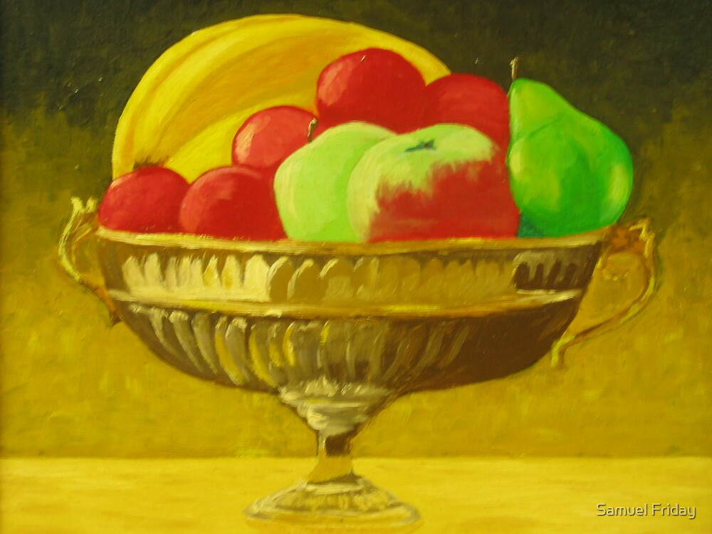 fruitbowl 1 by Samuel Friday