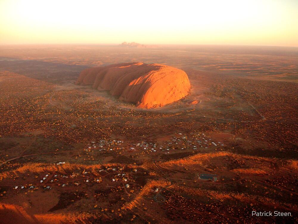 Uluru 3 by Patrick Steen