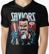 SAVIORS V-Neck T-Shirt
